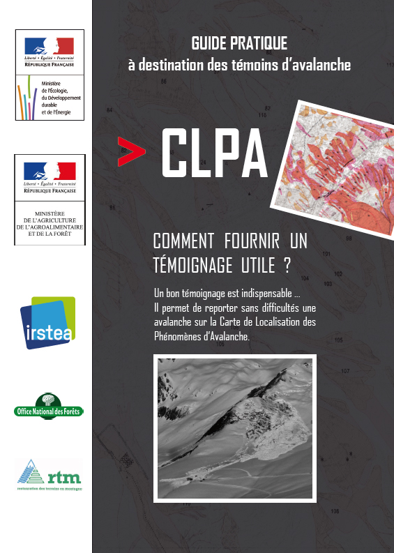CLPA guide témoins
